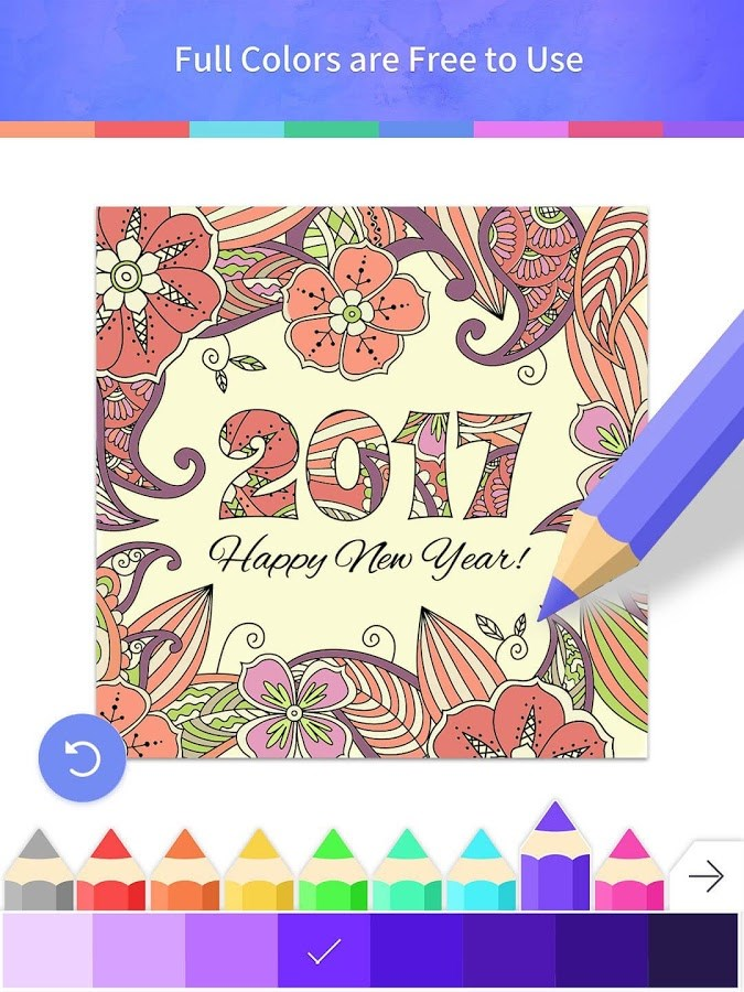 Colorfeel Coloring Book 2017 Download
