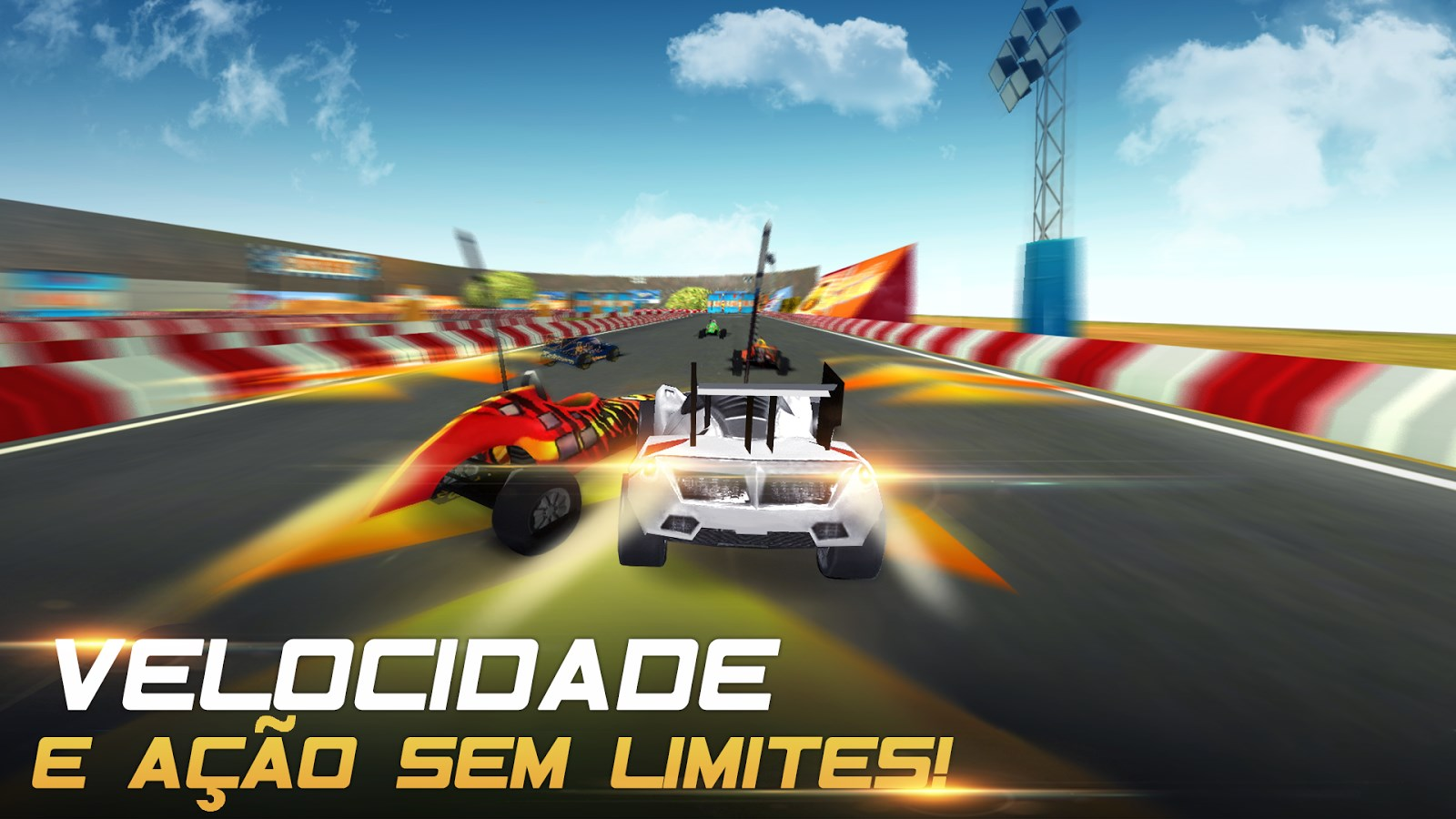 Xtreme Racing 2 - Speed Car GT - Imagem 1 do software