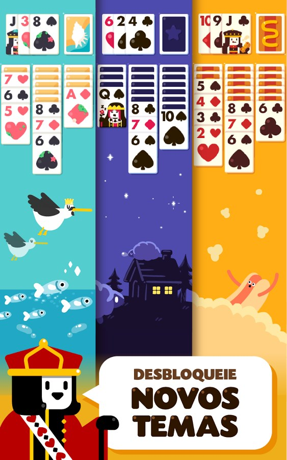 Soltaire: Decked Out - Imagem 2 do software
