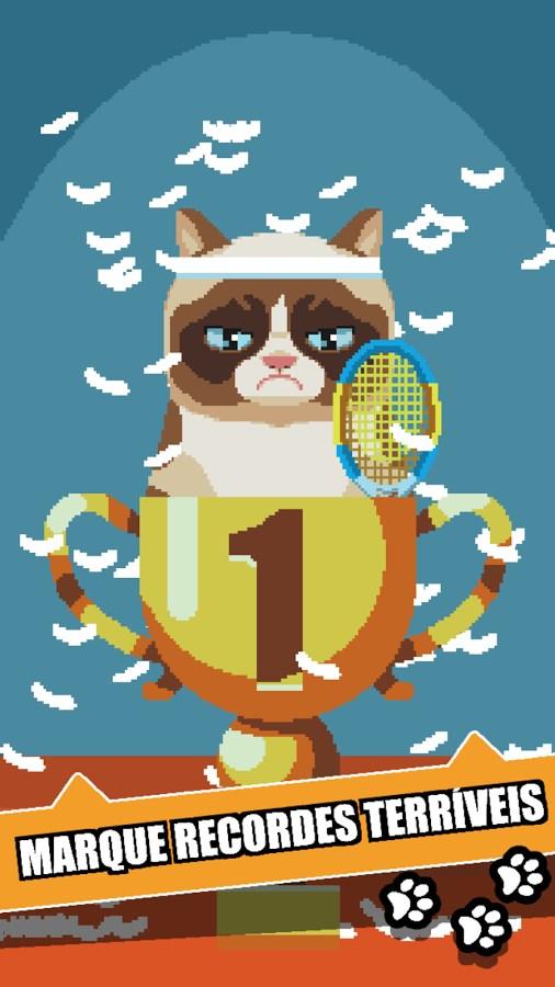 Grumpy Cat: Um Jogo Horrível - Imagem 1 do software