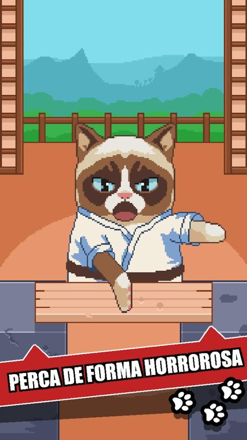 Grumpy Cat: Um Jogo Horrível - Imagem 2 do software