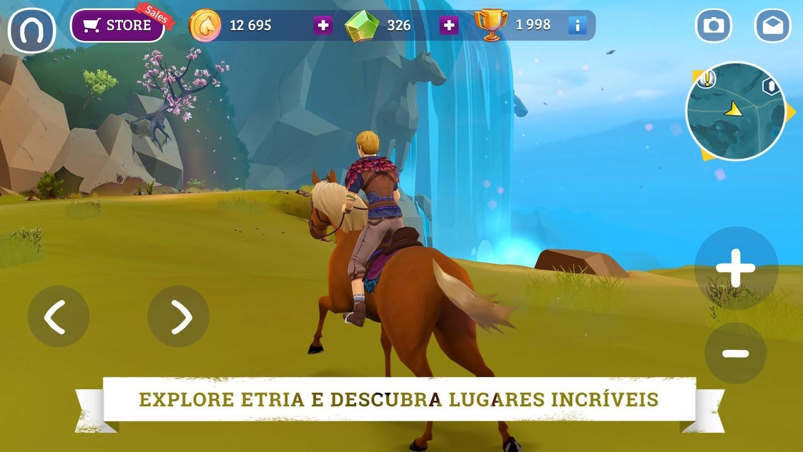 Horse Adventure: Tale of Etria - Imagem 1 do software