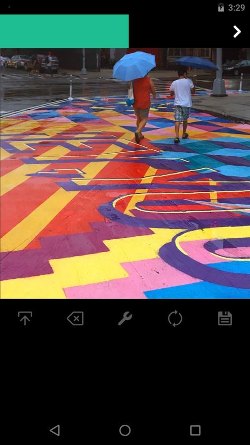 Vine Camera - Imagem 1 do software