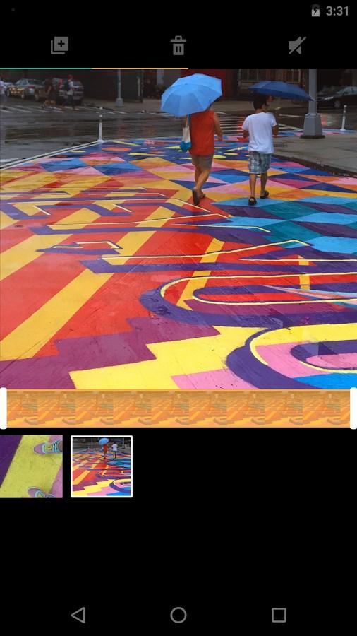 Vine Camera - Imagem 2 do software