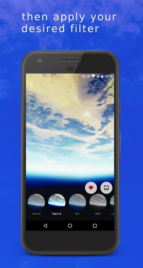 Wallpapers with Filters - Imagem 2 do software