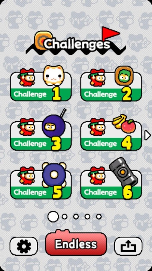 Ninja Spinki Challenges!! - Imagem 1 do software