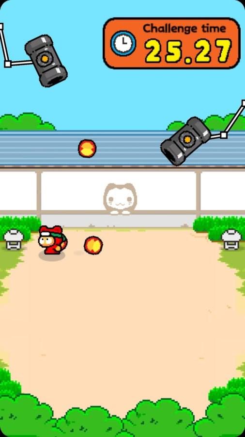 Ninja Spinki Challenges!! - Imagem 2 do software