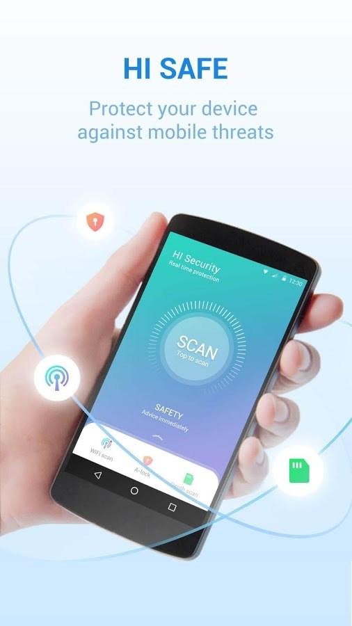 Hi Safe Security - Imagem 1 do software