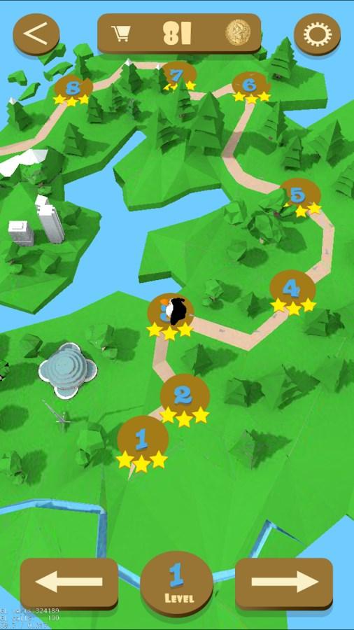 Mazing Penguin Runner - Imagem 1 do software