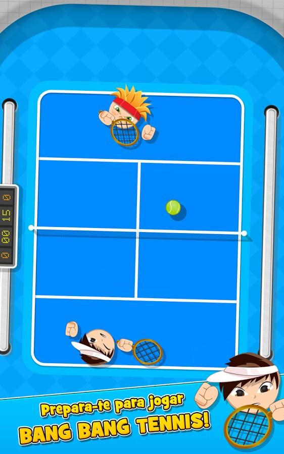 Bang Bang Tennis - Imagem 1 do software