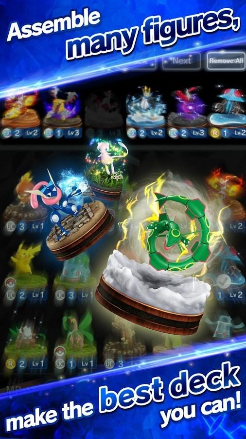 Pokémon Duel - Imagem 1 do software