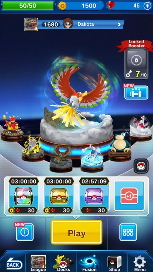 Pokémon Duel - Imagem 2 do software