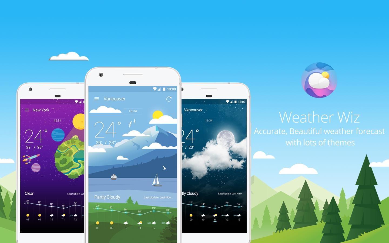 Weather Wiz: Forecast & Widget - Imagem 1 do software