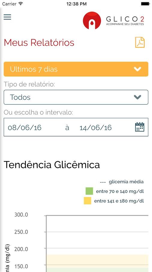 Glico2 - Imagem 1 do software