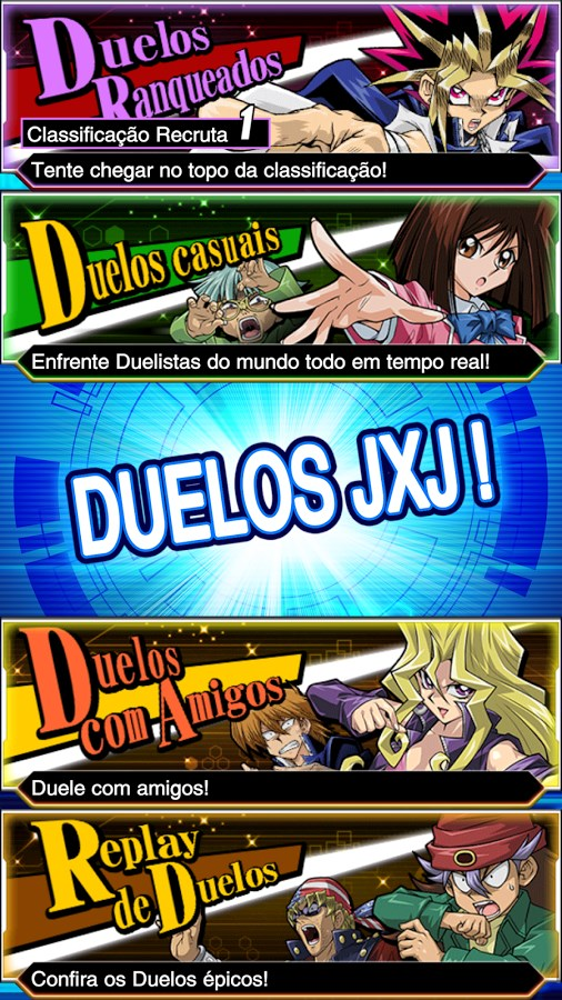 Yu-Gi-Oh! Duel Links - Imagem 2 do software