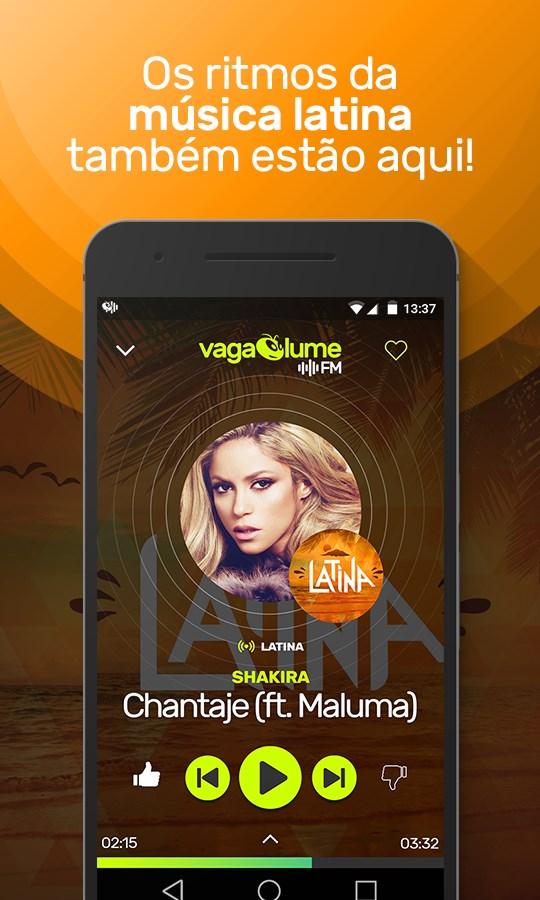 Vagalume.FM - Imagem 1 do software