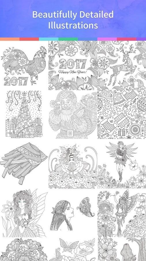 Colorfeel: Coloring Book 2017 - Imagem 2 do software