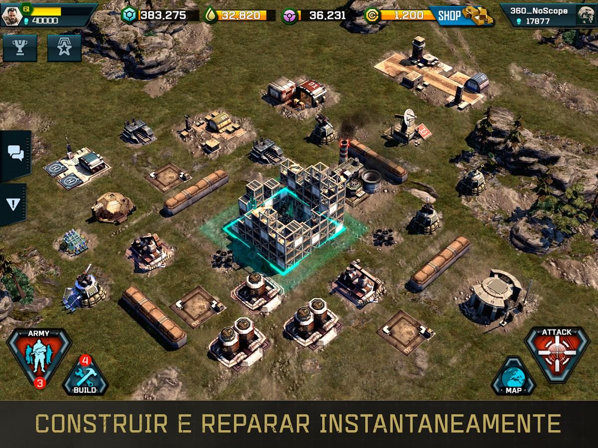 War Commander: Rogue Assault - Imagem 2 do software