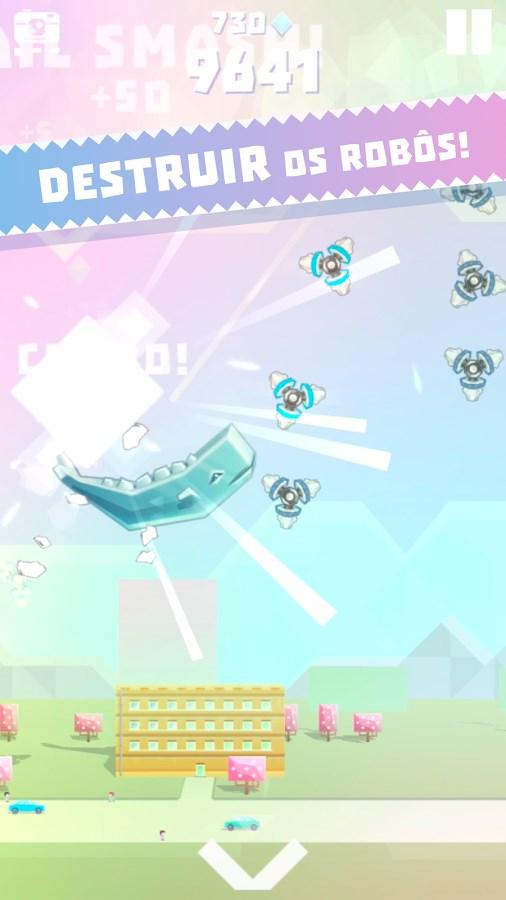 Ookujira - A Baleia Gigante - Imagem 1 do software