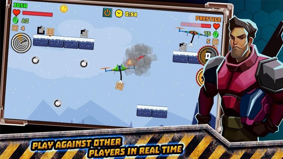 Drone Battle Multiplayer Game - Imagem 1 do software
