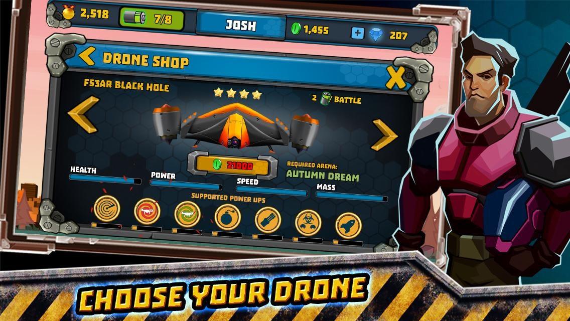 Drone Battle Multiplayer Game - Imagem 2 do software