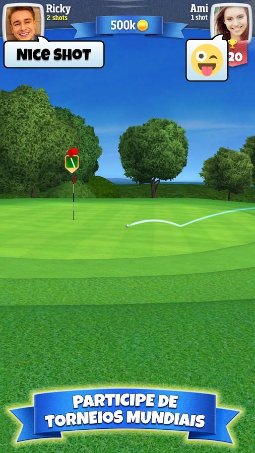 Golf Clash - Imagem 2 do software
