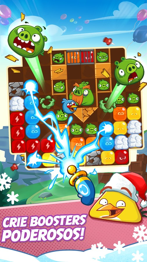 Angry Birds Blast - Imagem 2 do software