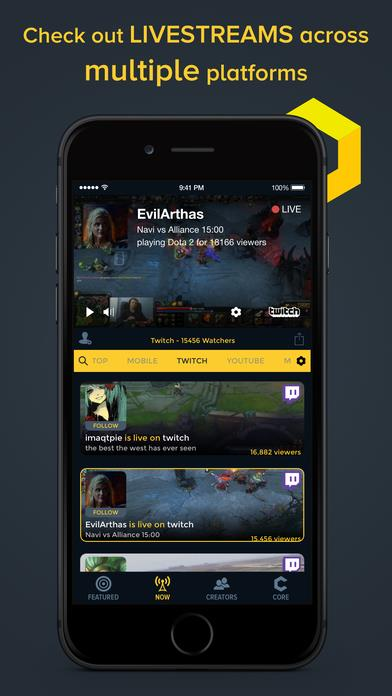 Core - Mobile Games Video - Imagem 2 do software