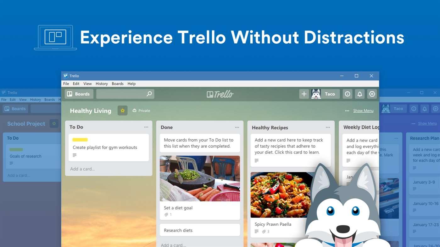 Trello - Imagem 1 do software