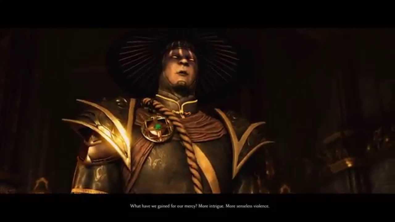 Rainden, Mortal Kombat