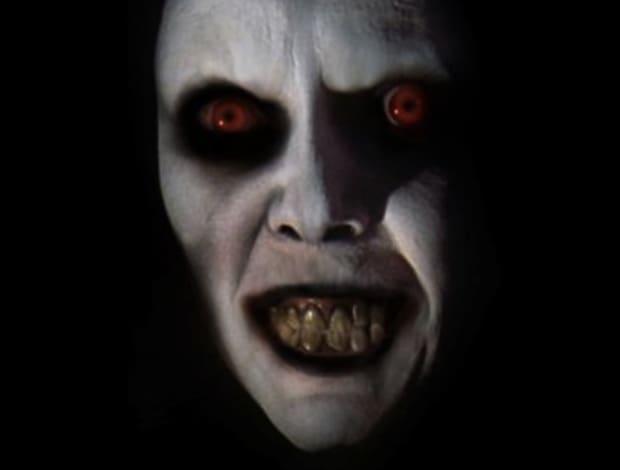 Cena do filme O Exorcista