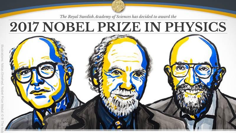 Prêmio Nobel de Física