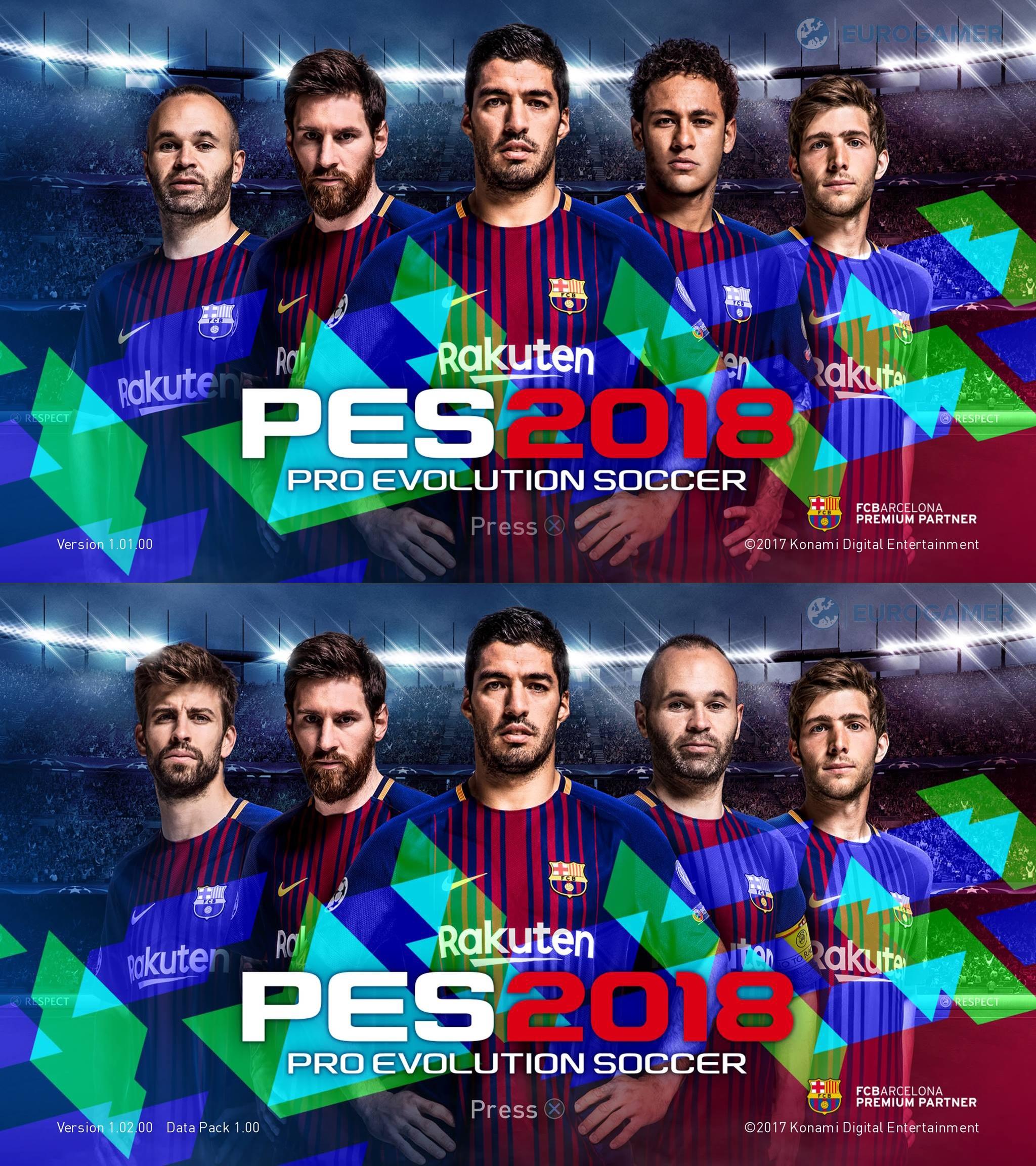 Atualização elimina a relação entre Neymar e o Barcelona em PES 2018