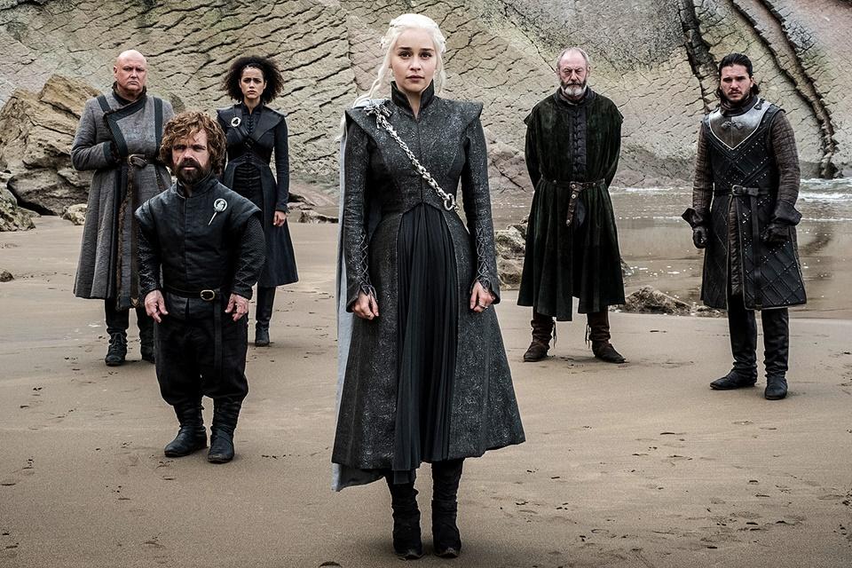 Quem é o grande protagonista de Game of Thrones  O banco de dados responde! cb29fca76c5ba