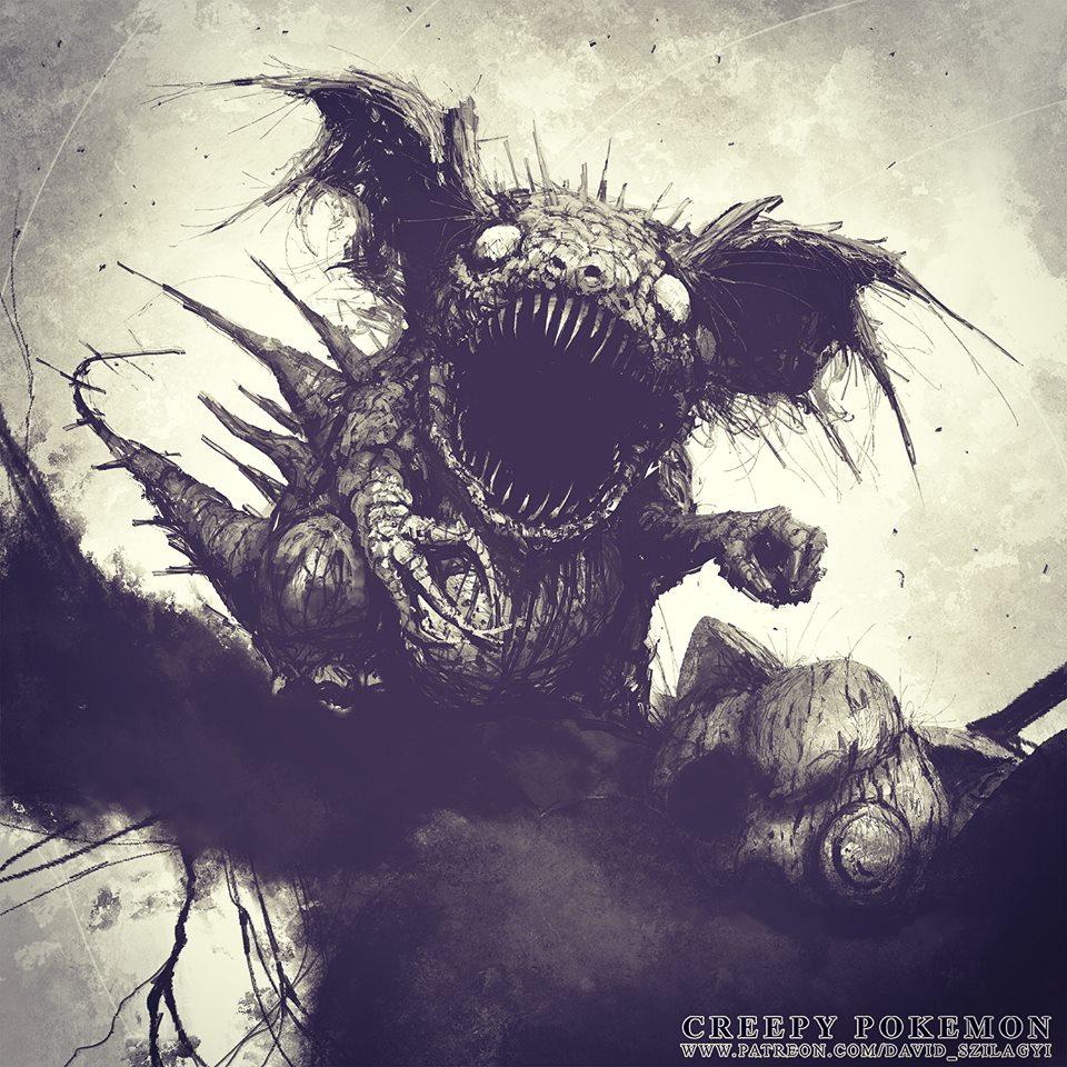 Nidorina e Jigglypuff