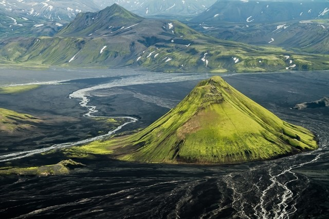 Vulcão Maelifell