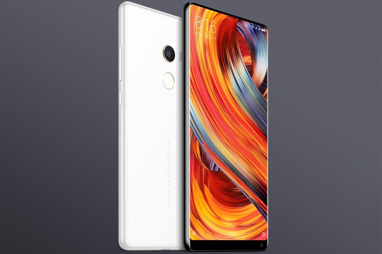 Resultado de imagem para Xiaomi Mi Mix 2