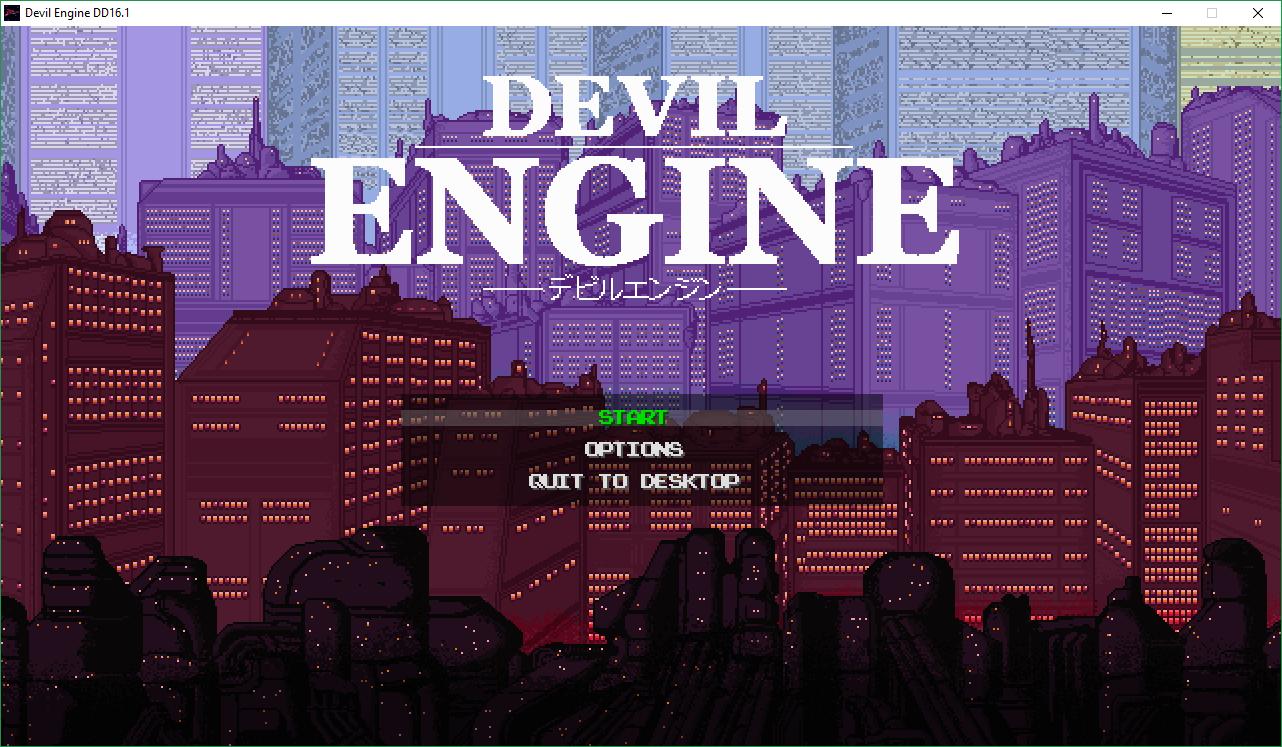 Devil Engine - Imagem 1 do software
