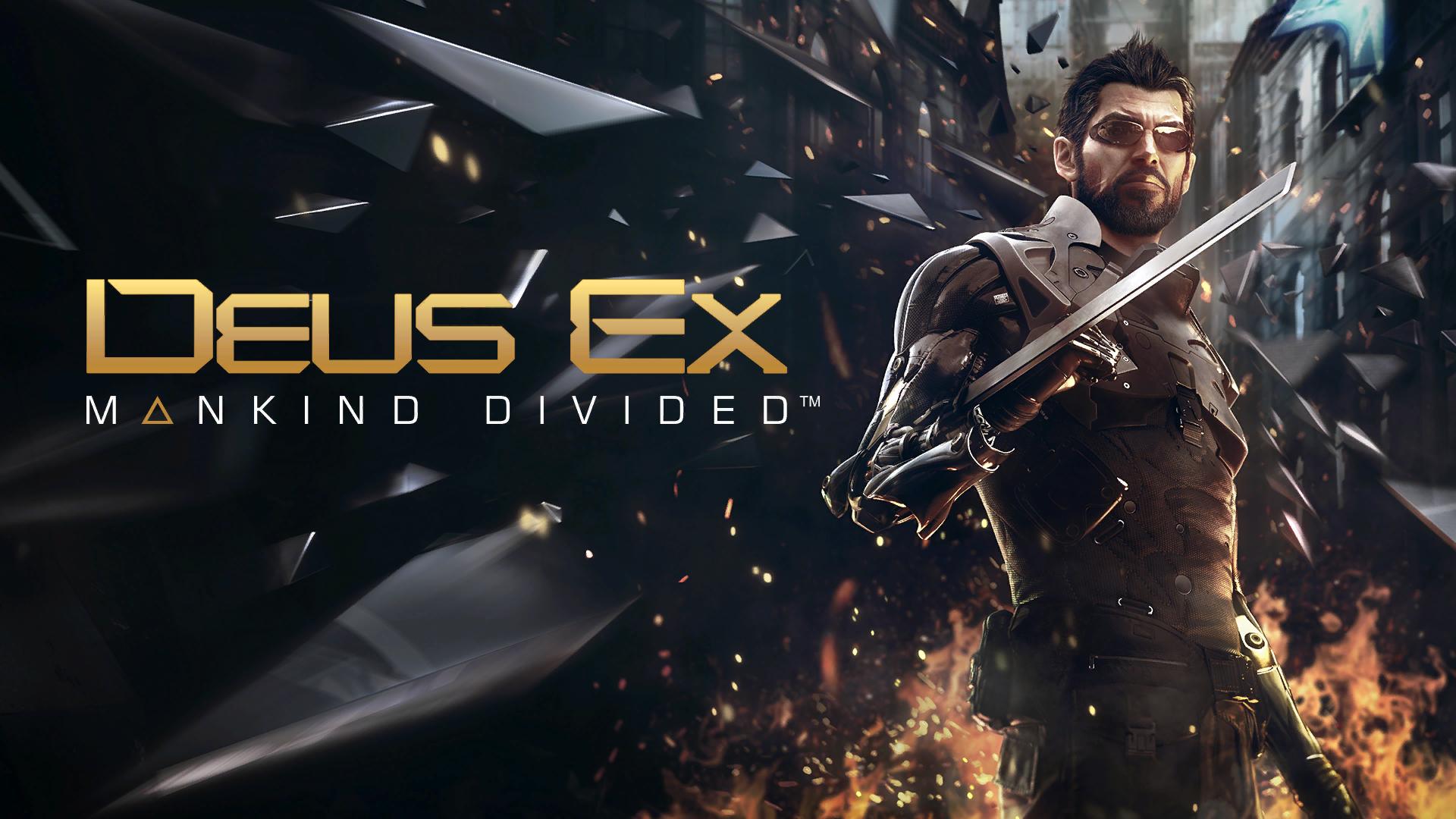 Deus Ex, jogo