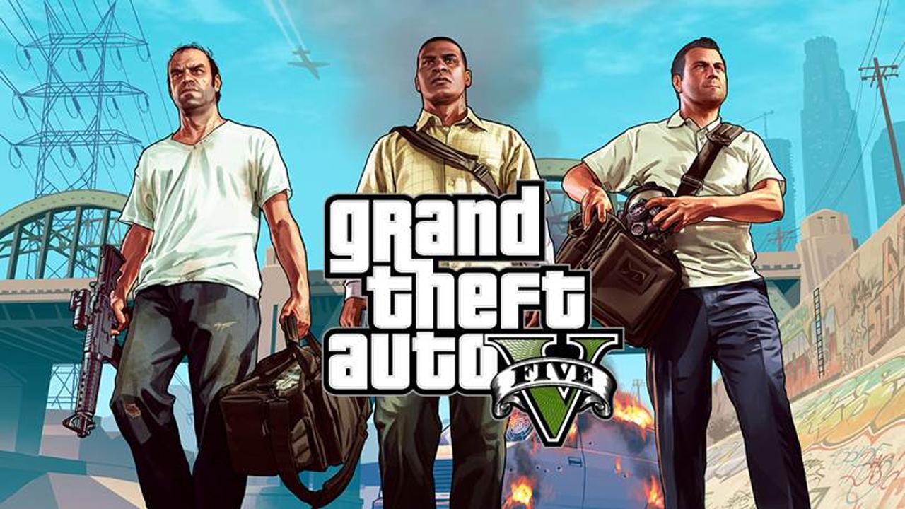 Grand Theft Auto V, jogo