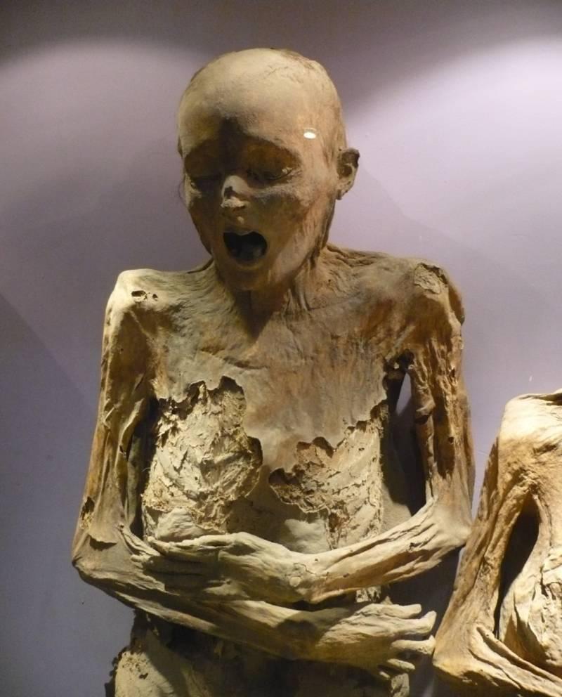 Corpo mumificado