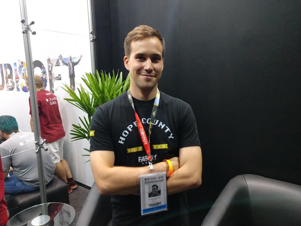 Alexander Karpazis Ubisoft