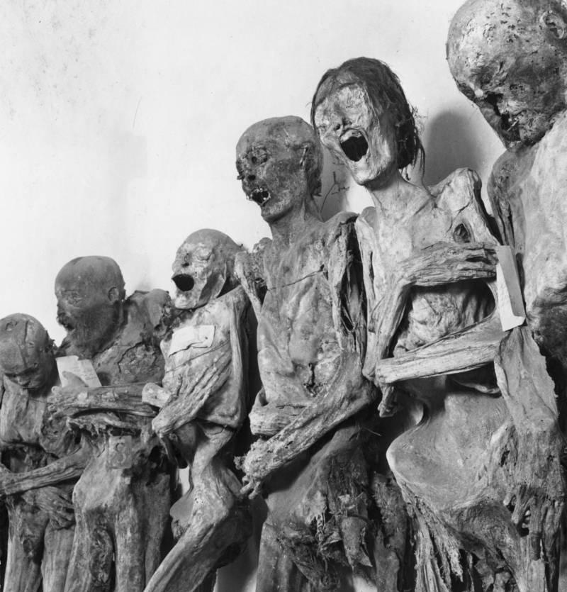 Múmias de Guanajuato