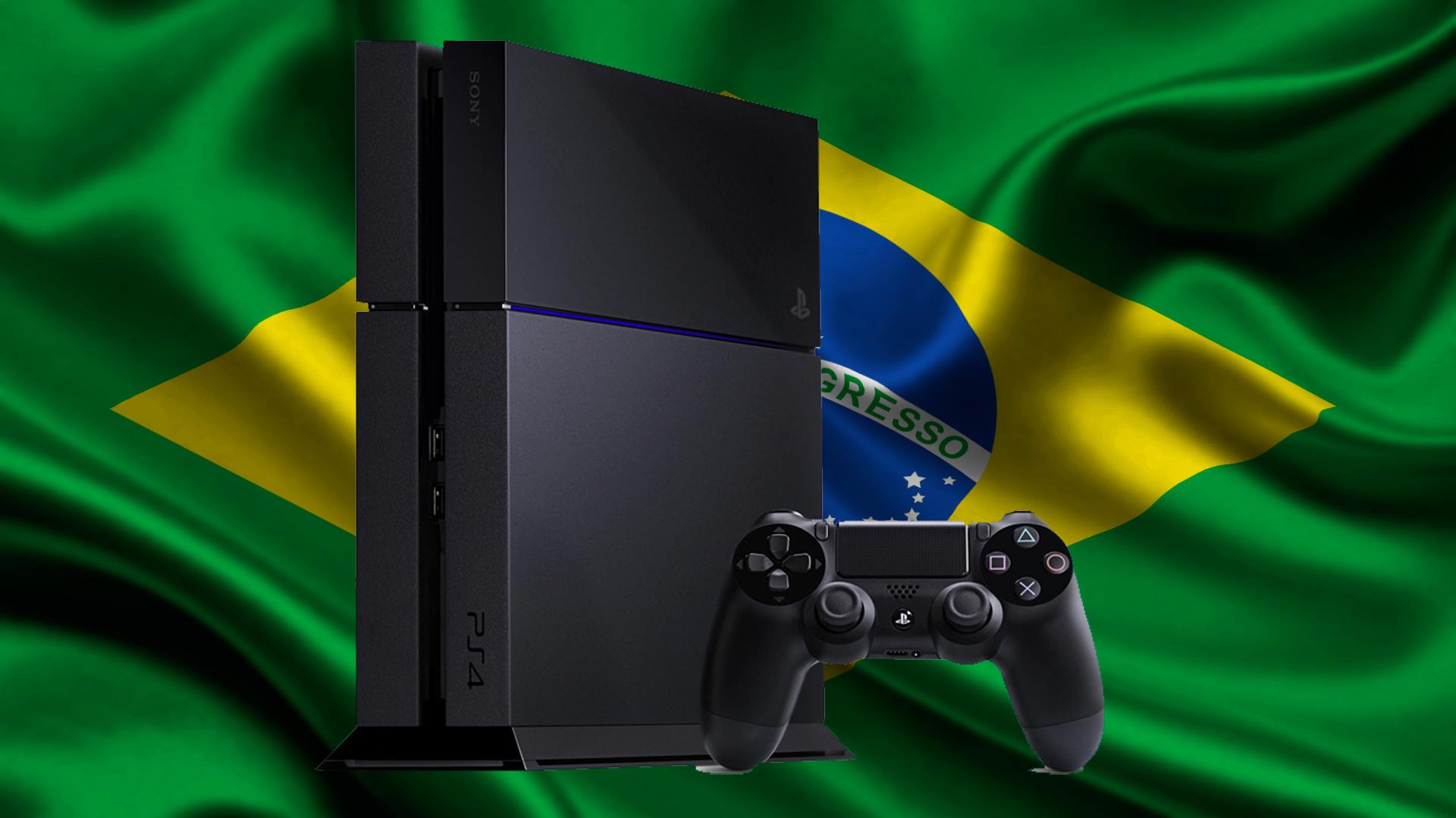 PlayStation, Brasil, jogo
