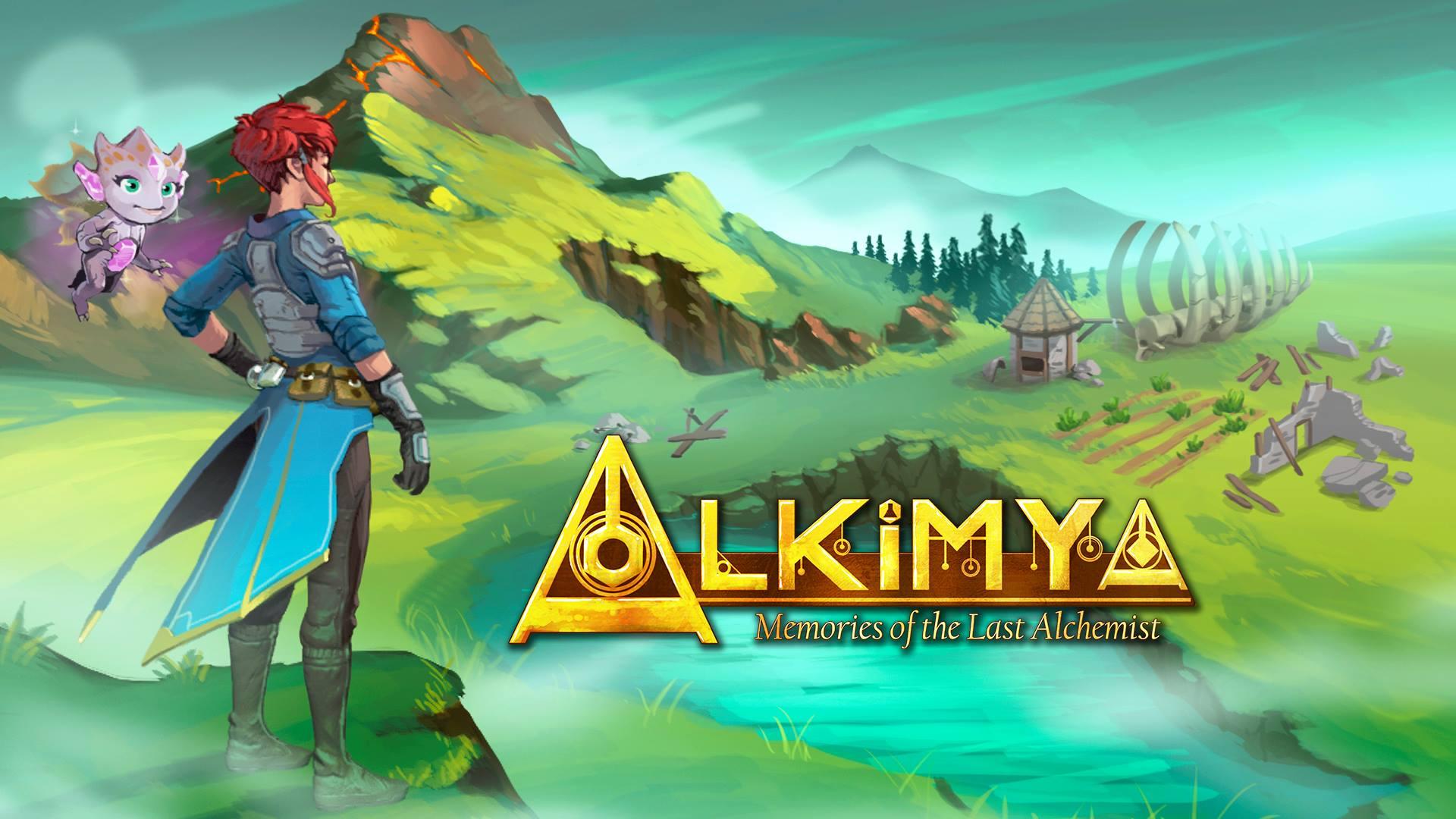 Alkimya: Memories of the Last Alchemist