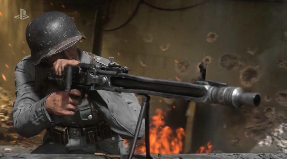Call of Duty WWII, jogo