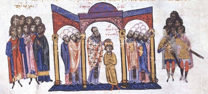Constantino Império Bizantino