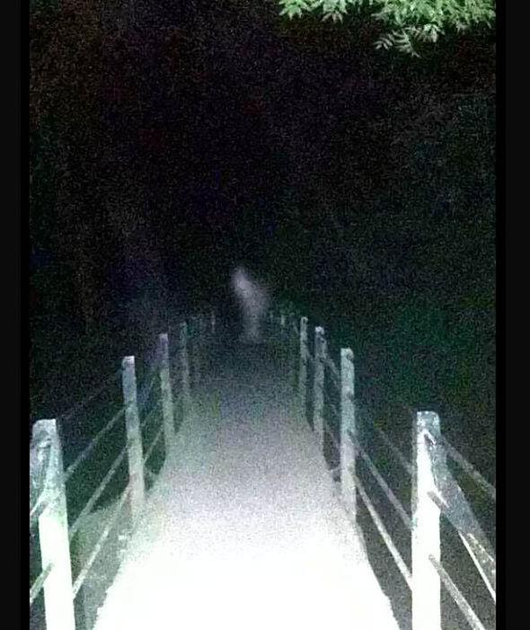 Espírito em ponte