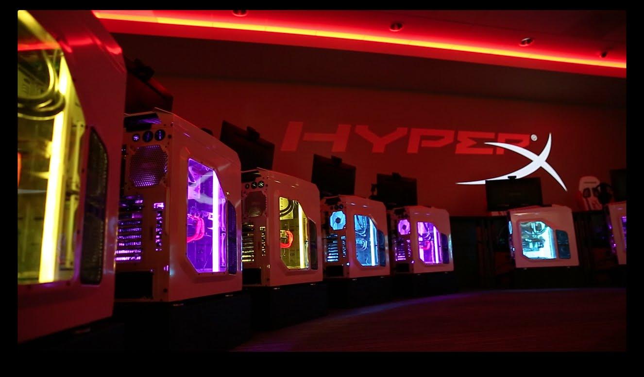 HyperX, eSports