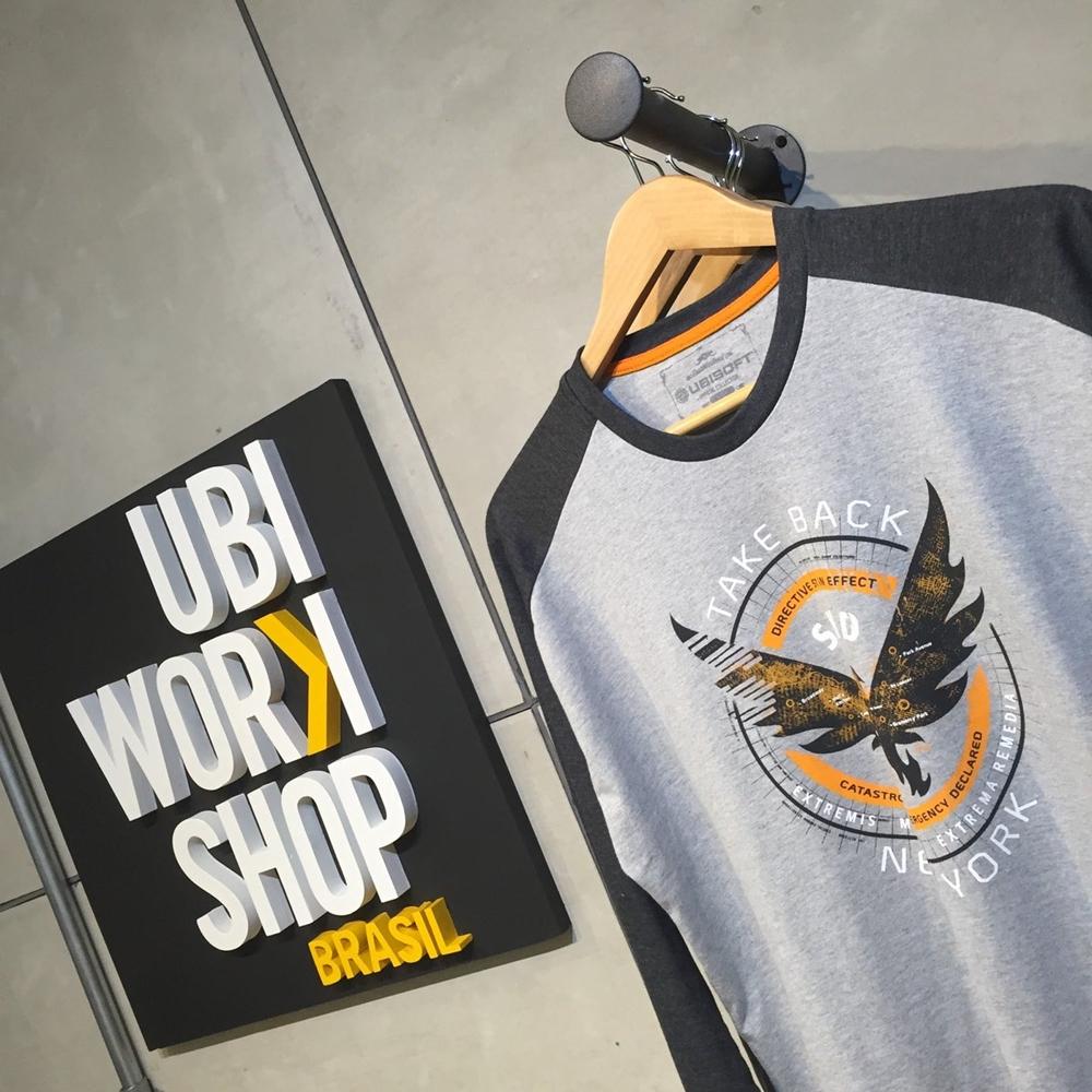 Ubi Workshop Brasil camiseta